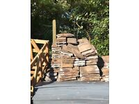 Reclaimed Roof Tiles - approximately 30m2