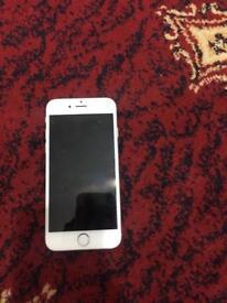 IPhone 6 16 gb grade A + unlocked white