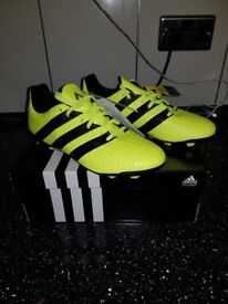 Brand new in box....Adidas size 5 football boots