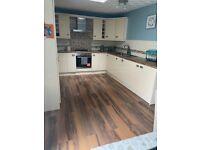 High gloss alpha kitchen