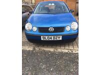 Low mileage V.W. Polo Automatic with 12 Month mot