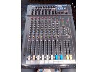 Spirit Folio F1 14/2 analogue mixer - hardly used!