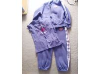 Converse Tracksuit and T-Shirts