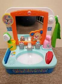 Fisher Price Laugh and Learn Musical Sink