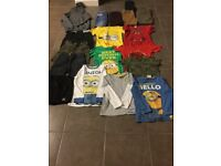 Bundle of children's clothes in immaculate condition - for age 6-7 years old