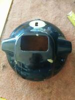 Motorcycle headlight bucket