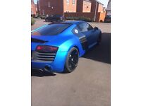 AUDI R8 *ONE OF A KIND*