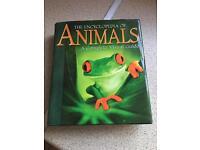 Massive Animals Encyclopaedia Book