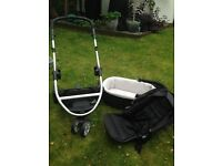 Mamas and Papas pushchair travel system