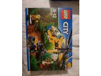 Lego jungle helicopter