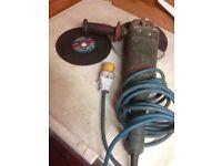 9 inch grinder and disk 110v