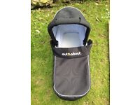 Out 'n' About Double Nipper Carrycot