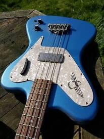 NS Custom Noisybird non reverse Thunderbird bass guitar