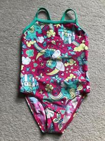 Speedo girls swimsuit age 2 years