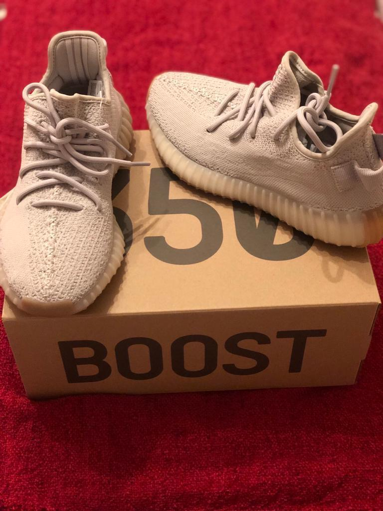 cee6d8b44 Adidas Yeezy Boost 350 V2 (Sesame) Size 7