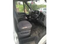Ford transit swb 2002 plate £1000 ovno