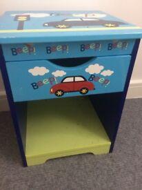 Boys small desk unit