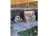 House bricks FREE FREE FREE