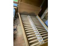 FREE Wooden style king size bed