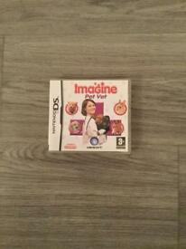 Nintendo DS imagine pet vet
