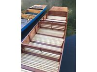 Punt for sale, handmade premium beautiful 12 seat punt almost new, built by Royal barge's builder