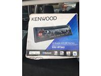 Kenwood Bluetooth stereo