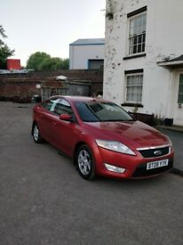 Ford Mondeo 2.0 TDCI zetec excellent condition for year 57 + MPG service and maintenance records
