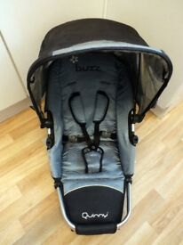 Quinny Buzz Single Seat used.