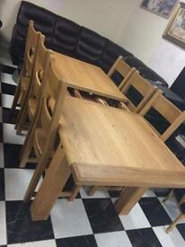 Massive sale on all dining room sets tables and chairs complete