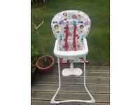 Graco Baby High Chair . Great condition