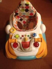 East Coast Baby Walker/Jumper with working light and sound, excellent condition!!