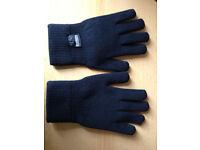 SealSkinz black gloves - New