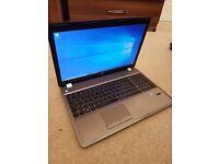 Hp Laptop i3 processor, 6GB Ram, 640GB hard drive, Windows 10 + Microsoft Office
