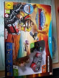 Wii u super Chargers bundle