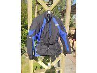 Ladies Syko biker jacket