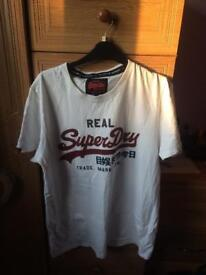 X2 men's XL & XXL Superdry tshirts