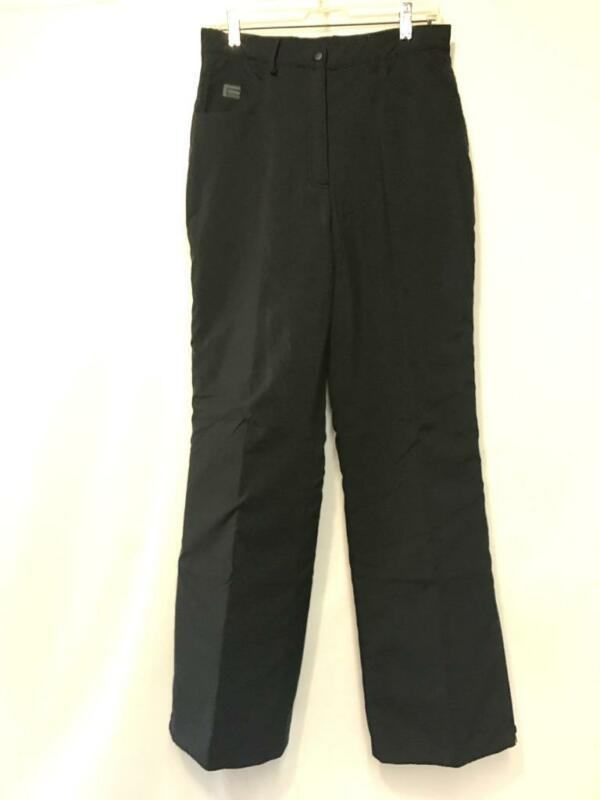 Fera Women's Zermatt Snow Ski Pants Insulated Black 10L NEW