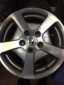 """16"""" Honda rims forsale 5x114.3"""