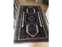 Gorgeous old wool rug