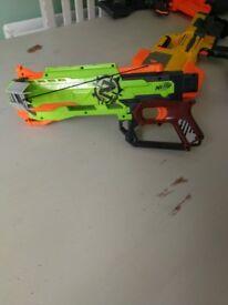 Kids nerf guns for sale