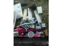 Camper parts, for camper