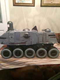 Star Wars Turbo Tank