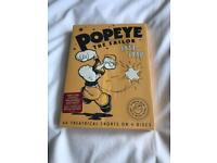 Popeye the Sailor Volume 1 1933-1938
