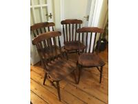 For Sale - 4 Dining Table Chairs