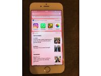 iPhone 6 16GB mint condition - Gold