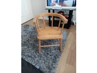 2 small children chairs. Old very stilish