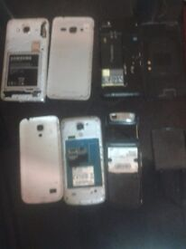 5 phones for parts ect