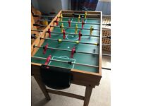 4 in one games table
