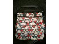 Skip hop changing bag new!