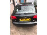 Audi A4 estate 1.9tdi